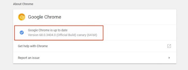 كيف تفعل التصميم الجديد والمميز لمتصفح غوغل كروم قبل الجميع
