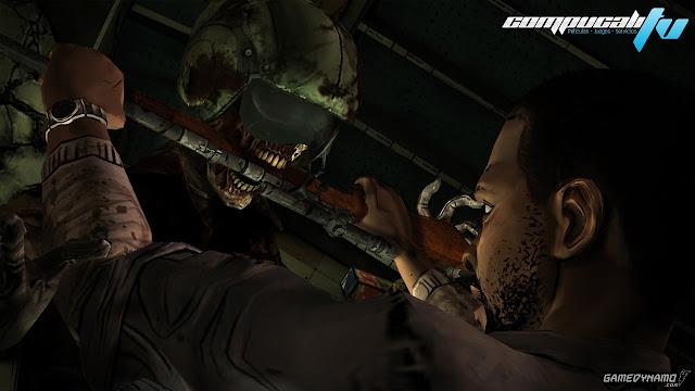The Walking Dead Xbox 360 NTSC XGD2 2012 DVD9