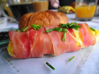 Paris omelet