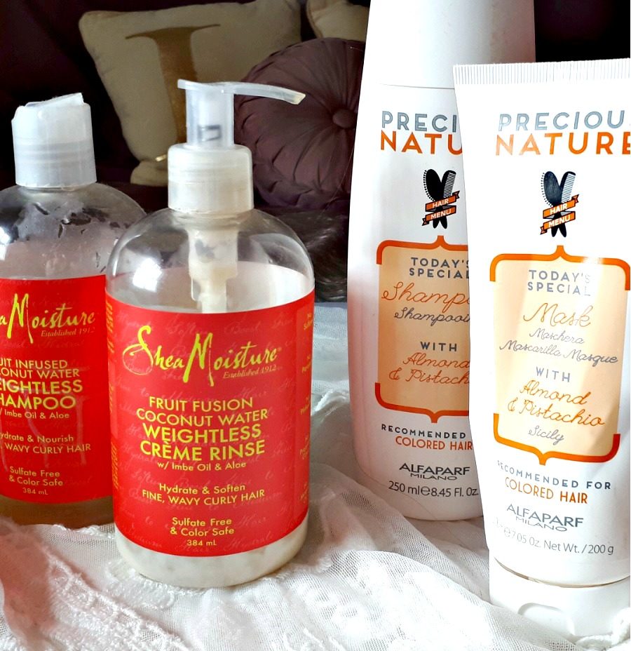 Shea Moisture review, Alfaparf Milano review, Empties post, The Style Guide Blog