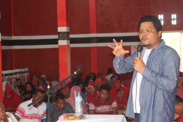 500 Lebih Pengurus Rakan Mualem Aceh Jaya Gelar Rapat Akbar