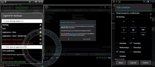 Download Titanium Backup Pro 7.5.0 Apk + MoDaCo