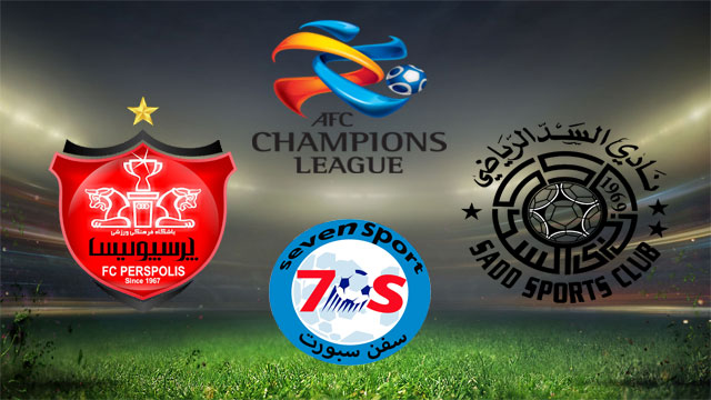 موعدنا مع مباراة بيرسبوليس والسد القطري  بتاريخ 20/05/2019 دوري أبطال آسيا