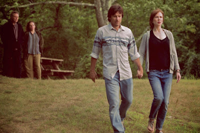 Jason Bateman and Nicole Kidman in a scene from The Family Fang