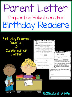 https://www.teacherspayteachers.com/Product/Parent-Volunteer-Letter-Birthday-Readers--1355646