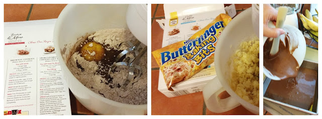 Nestle Tollhouse Baking Mix Butterfinger Cookies Brownies
