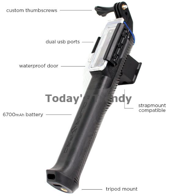 PolarPro PowerGrip H2O