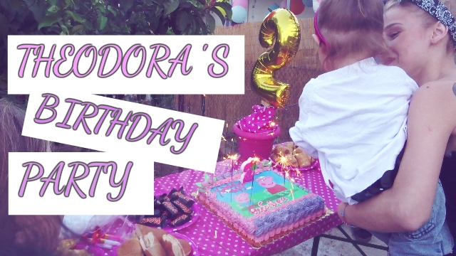 Theodora's Birtday Party