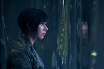 Scarlett interpreta a Motoko