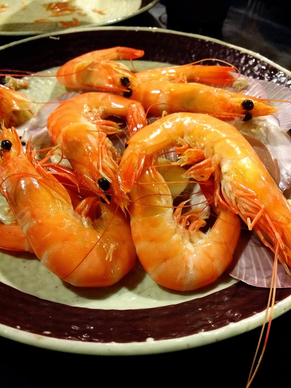 how to say i am allergic to prawns in japanese
