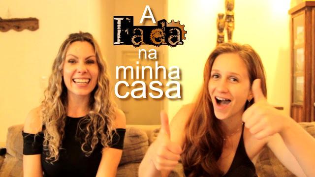 ENTREVISTA COM A FADA NA MINHA CASA