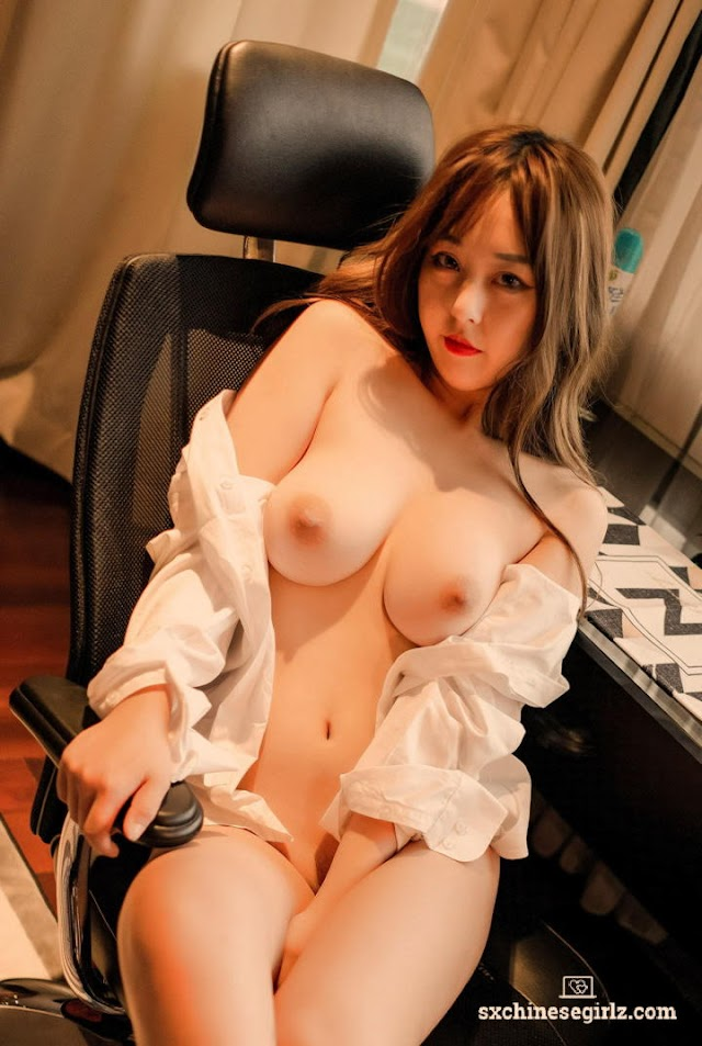 Nude Uncensored Chinese Model No. 423
