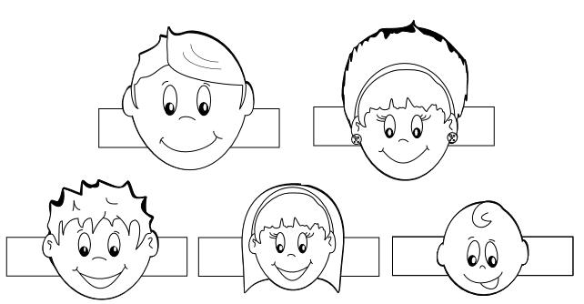 El Blog De Espe Finger Family Puppets