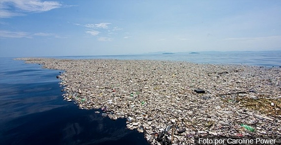 As terríveis 'Ilhas de lixo' no Caribe que o mundo não conhecia