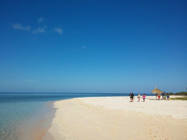 Apo Reef Island Sablayan