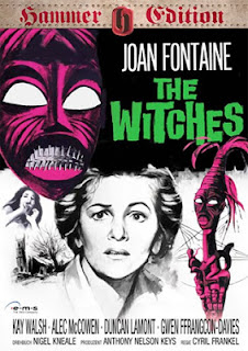 Poster - The Witches (aka The Devil's Own, 1966)