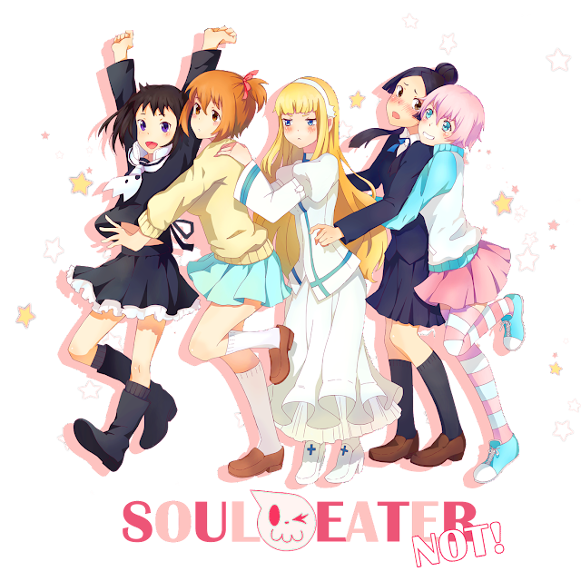 Soul Eater Not Wallpaper