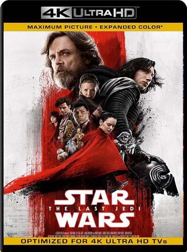 Star Wars Los Ultimos Jedi (2017) 4K UHD Latino [GoogleDrive] SilvestreHD