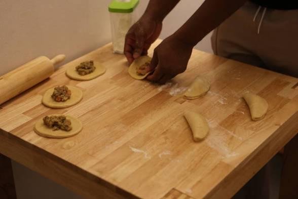 pat attah cooking