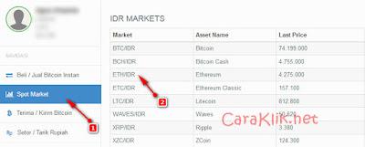 Cara Membuat Wallet Ethereum Dan Cara Mendapatkan ETH Secara Gratis