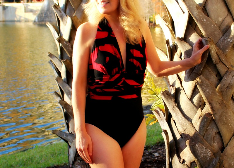 2a372dcfe2b7b Magicsuit's collection offers a variety of tankinis and sportswear inspired  pieces including great jersey knit cover-ups that can be worn both at the  beach ...