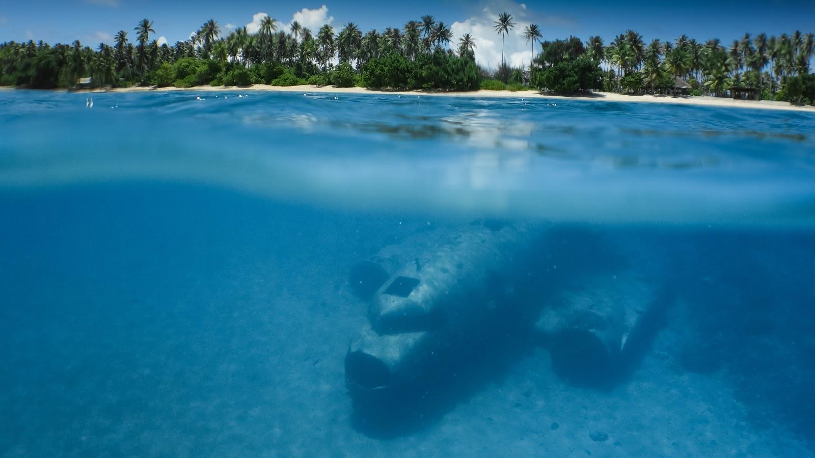 Marshall Islands The Plane Below Sven S Travel Venues