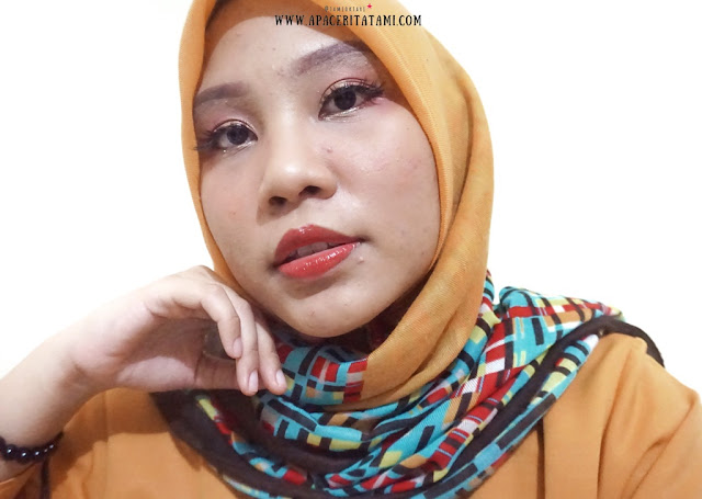 Althea Makeup Tutorial by Tami Oktari