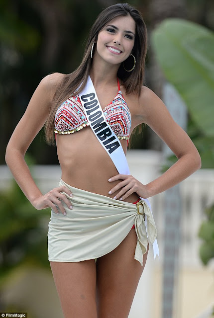 miss universe photos and bio, charming miss universe photo