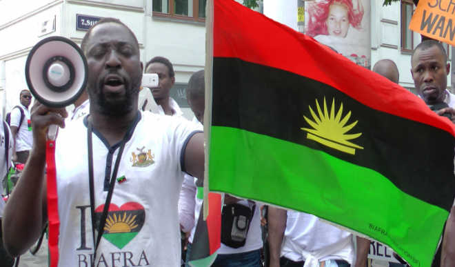 Biafra: Nigeria will not survive if anything happens to Nnamdi Kanu – Igbo group