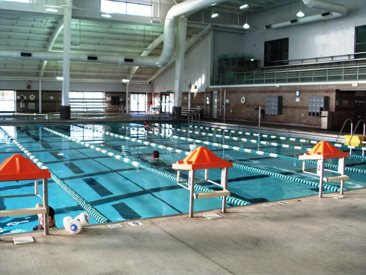 Family Fun Fitness Schedule A Pool Party Today At The Rec
