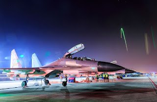 Jet Tempur Shenyang J-11