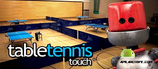 Table  Tennis Touch Android Tenis oyunu apk indir