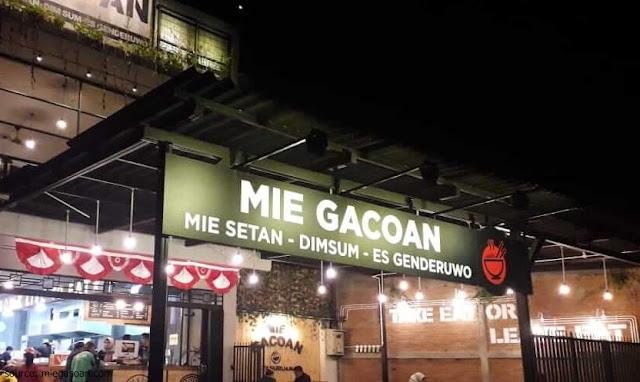 Mie Gacoan