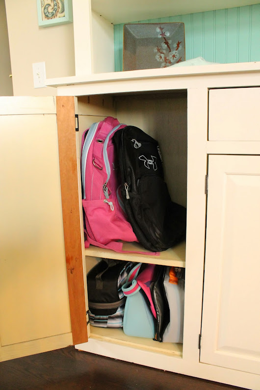 Hometalk and Backpack Storage Ideas