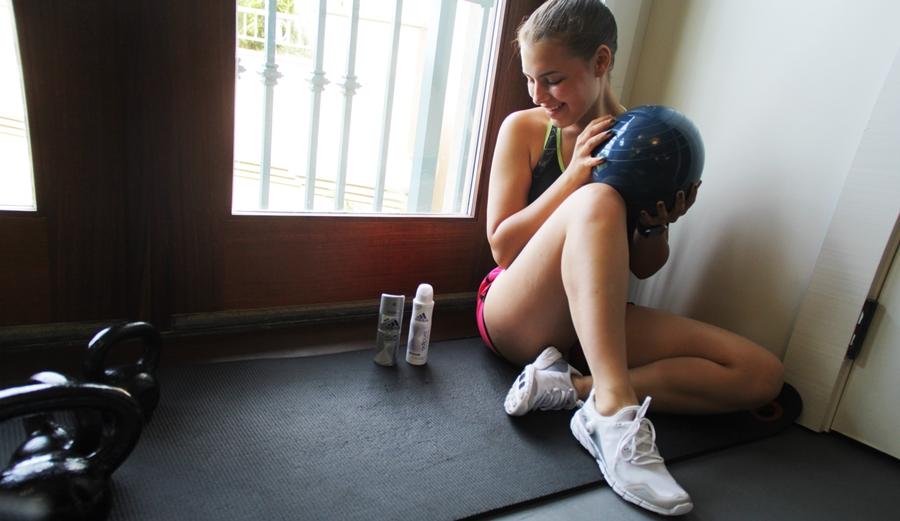 sport spaß adidas adipure deo