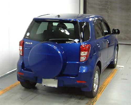 Orient Shokai trading, Japan: 2006 TOYOTA RUSH G 2WD