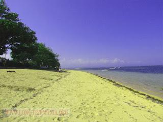 Tempat Wisata Pantai Batu Jimbar Sanur Bali