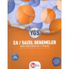 Kida Eğitim YGS E.A. Sözel Ünite Temelli Stratejik Denemeler (2017)