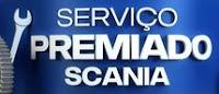 Promoção Serviço Premiado Scania servicopremiadoscania.com.br