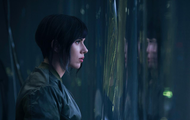 Primera foto Scarlett Johansson en Ghost in the Shell