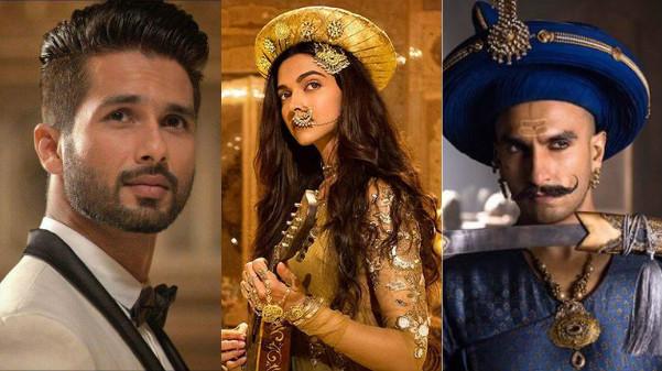 Ranveer Singh Ahead of Shahid Kapoor To Win A Role In Padmavati !