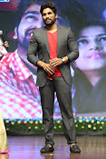 Allu Arjun at Oka Manasu Audio launch-thumbnail-9