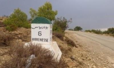 القصرين: عدد من المهربين يعتدون على المركز الحدودي في ''بودرياس''
