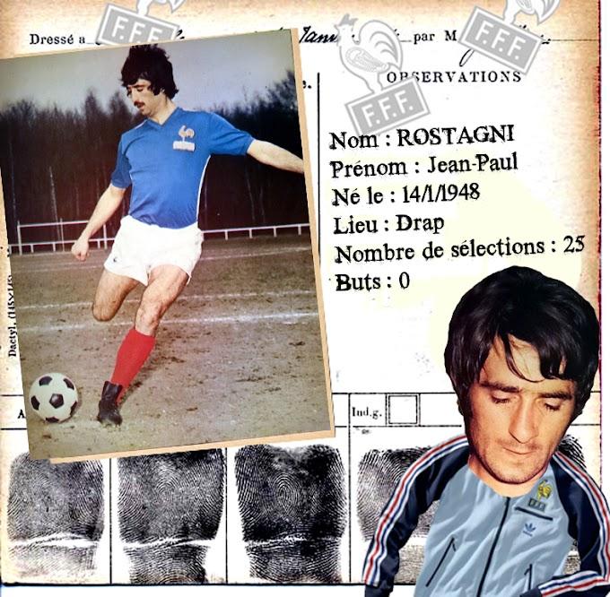 IDENTITE NATIONALE. La fiche Edf de... Jean-Paul Rostagni.