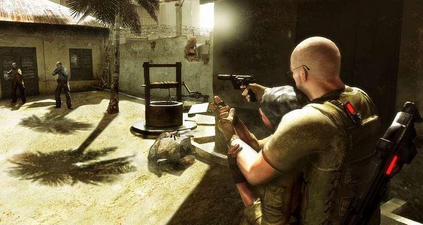 Tom Clancy's Splinter Cell Double Agent PC Full Español