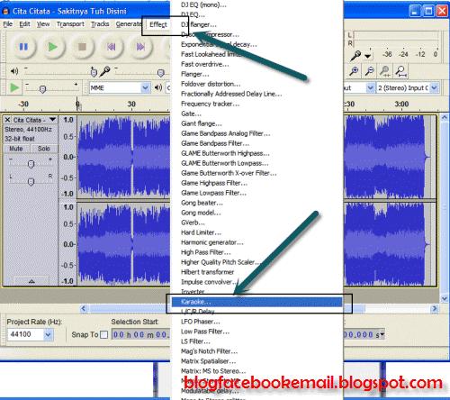 Cara paling Mudah menghilangkan Suara Vokal mp Tutorial Paling Gampang Menghilangkan Suara Vocal Pada Lagu Mp3