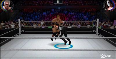 Image: WWE 2K15 Apk