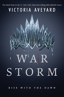 War Storm book cover