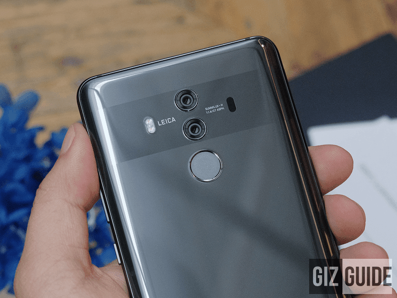 Huawei Mate 10 Pro: First Camera Samples