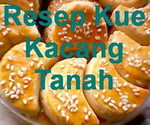 Resep Kue Kering Kacang Tanah Makanan Dari Singkong